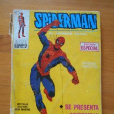 Fumetti: SPIDERMAN Nº 1 - SE PRESENTA SPIDERMAN - MARVEL - VERTICE - LEER DESCRIPCION (W). Lote 209638690