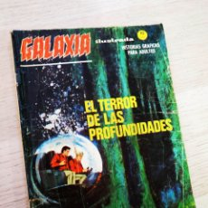 Cómics: GALAXIA 18 VERTICE TACO GRAPA NORMAL ESTADO. Lote 209660516
