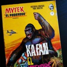 Cómics: MYTEK 6 VERTICE TACO GRAPA NORMAL ESTADO. Lote 209669590