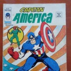 Cómics: CAPITÁN AMÉRICA VOL 3 Nº 1. VÉRTICE. MUNDI COMICS. 1974.. Lote 209842820