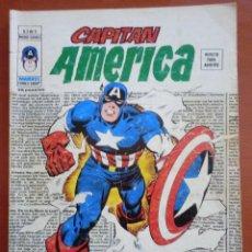 Cómics: CAPITÁN AMÉRICA VOL 3 Nº 5. VÉRTICE. MUNDI COMICS. 1974.. Lote 209842916