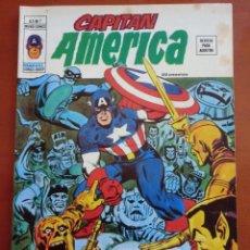 Cómics: CAPITÁN AMÉRICA VOL 3 Nº 7. VÉRTICE. MUNDI COMICS. 1974. BUEN ESTADO.. Lote 209843205