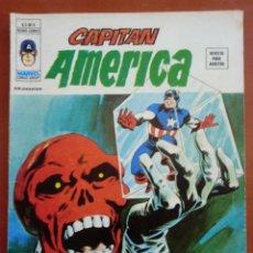 Cómics: CAPITÁN AMÉRICA VOL 3 Nº 8. VÉRTICE. MUNDI COMICS. 1974. BUEN ESTADO.. Lote 209843266