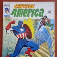Cómics: CAPITÁN AMÉRICA VOL 3 Nº11. VÉRTICE. MUNDI COMICS. 1974.. Lote 209843340
