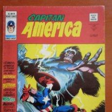 Cómics: CAPITÁN AMÉRICA VOL 3 Nº 18. VÉRTICE. MUNDI COMICS. 1974. BUEN ESTADO.. Lote 209843427