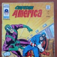 Cómics: CAPITÁN AMÉRICA VOL 3 Nº 22. VÉRTICE. MUNDI COMICS. 1974. DIFÍCIL.. Lote 209843502