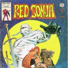 Cómics: RED SONJA VOLUMEN 1 NUMERO 11 LA TUMBA DE LOS TRES REYES MUERTOS. Lote 209924812