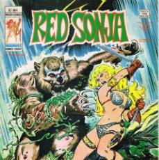 Cómics: RED SONJA VOLUMEN 1 NUMERO 6 EL DIOS OSO CAMINA. Lote 209925176