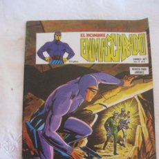 Cómics: EL HOMBRE ENMASCARADO VOL. 2 Nº 4. COMIC-ART. EDICIONES VERTICE 1979.. Lote 209953538