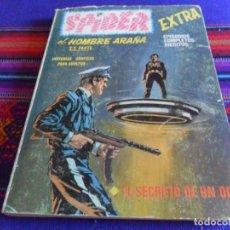 Comics : VÉRTICE VOL. 1 SPIDER Nº 7. 1966. 25 PTS. EL SECRETO DE UN ODIO. BUEN ESTADO.. Lote 210094620