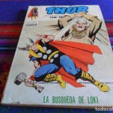 Cómics: VÉRTICE VOL. 1 THOR Nº 35. 1973. 30 PTS. LA BÚSQUEDA DE LOKI.. Lote 210118786