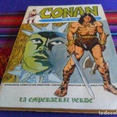 Comics : VÉRTICE VOL. 1 CONAN EL BÁRBARO Nº 8. 1973. 25 PTS. LA EMPERATRIZ VERDE.. Lote 210119700
