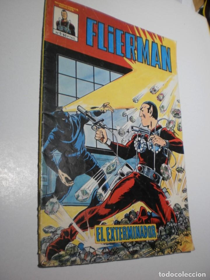 Cómics: flierman nº 5.vértice 1981 (estado normal, leer) - Foto 1 - 210161695