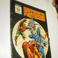 Cómics: MOTORISTA FANTASMA Nº 5 VÉRTICE 1981 (ESTADO NORMAL, LEER). Lote 210161923