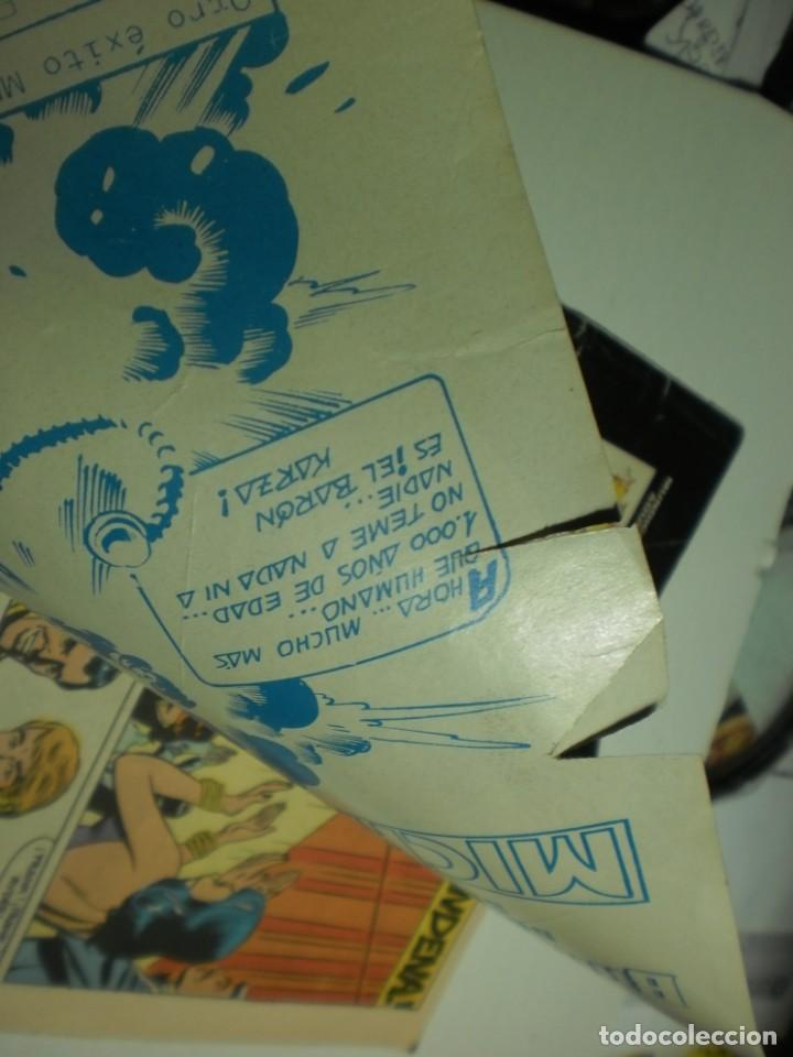 Cómics: motorista fantasma nº 5 vértice 1981 (estado normal, leer) - Foto 2 - 210161923