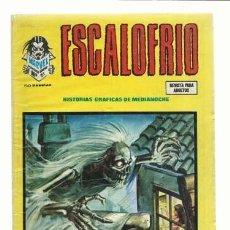 Cómics: ESCALOFRIO 61, 1975, VERTICE, BUEN ESTADO. COLECCIÓN A.T.. Lote 210178902