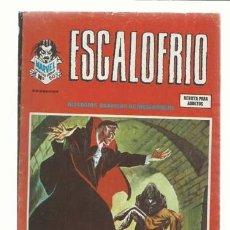 Cómics: ESCALOFRIO 60, 1977, VERTICE, BUEN ESTADO. COLECCIÓN A.T.. Lote 210179018