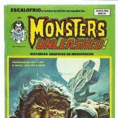 Cómics: ESCALOFRIO 19, 1974, VERTICE, MUY BUEN ESTADO. COLECCIÓN A.T.. Lote 210180468