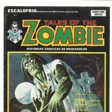 Cómics: ESCALOFRIO 14, 1974, VERTICE, BUEN ESTADO. COLECCIÓN A.T.. Lote 210180983