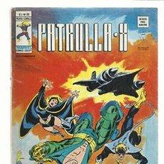 Cómics: PATRULLA-X VOL. 3 NÚMERO 20, 1976, VERTICE. COLECCIÓN A.T.. Lote 210182123