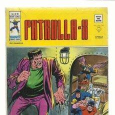 Cómics: PATRULLA-X VOL. 3 NÚMERO 18, 1974, VERTICE. COLECCIÓN A.T.. Lote 210182600