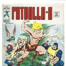 Cómics: PATRULLA-X VOL. 3 NÚMERO 5, 1976, VERTICE, MUY BUEN ESTADO. COLECCIÓN A.T.. Lote 210183330