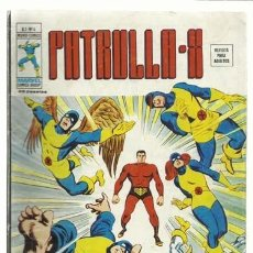 Cómics: PATRULLA-X VOL. 3 NÚMERO 4, 1976, VERTICE, BUEN ESTADO. COLECCIÓN A.T.. Lote 210183455