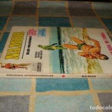 Cómics: NAMOR 8, 1971, VERTICE, BUEN ESTADO. COLECCIÓN A.T.. Lote 210184480