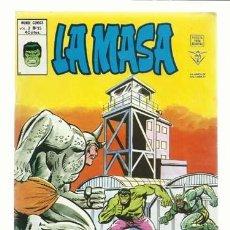 Comics: LA MASA VOL. 3 NÚMERO 35, 1979, VERTICE, BUEN ESTADO. COLECCIÓN A.T.. Lote 210184888
