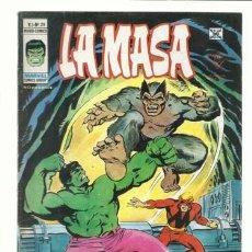 Comics: LA MASA VOL. 3 NÚMERO 29, 1978, VERTICE, BUEN ESTADO. COLECCIÓN A.T.. Lote 210185600