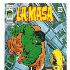 Comics: LA MASA VOL. 3 NÚMERO 25, 1976, VERTICE, MUY BUEN ESTADO. COLECCIÓN A.T.. Lote 210186371