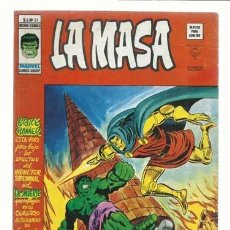 Cómics: LA MASA VOL. 3 NÚMERO 21, 1977, VERTICE, BUEN ESTADO. COLECCIÓN A.T.. Lote 210186937