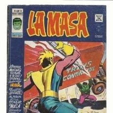 Cómics: LA MASA VOL. 3 NÚMERO 18, 1976, VERTICE, BUEN ESTADO. COLECCIÓN A.T.. Lote 210188285