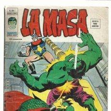 Cómics: LA MASA VOL. 3 NÚMERO 7, 1976, VERTICE. COLECCIÓN A.T.. Lote 210189980