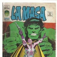 Cómics: LA MASA VOL. 3 NÚMERO 6, 1976, VERTICE. COLECCIÓN A.T.. Lote 210190250