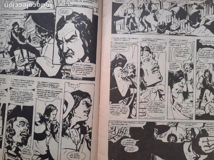 Cómics: LOS INSUPERABLES-VÉRTICE- Nº 36 -ÚLTIMO DE LA COLECCIÓN-SALOMÓN KANE-1978-REGULAR-DIFÍCIL-3770 - Foto 5 - 210203315