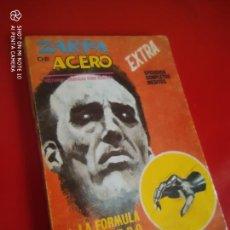 Cómics: ZARPA DE ACERO V.1 - EXTRA Nº 14 - LA FORMULA DE M.I.E.D.O. - 1966 VERTICE 25 PTS .. Lote 210271065