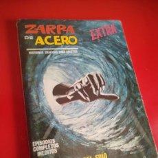 Cómics: ZARPA DE ACERO V.1 - EXTRA Nº 18 - LA PISTA DEL FRIO - 1968 VERTICE 25 PTS .. Lote 210273695