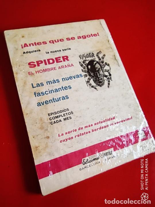 Cómics: ZARPA DE ACERO V.1 - EXTRA Nº 19 - LA ISLA DE LAS VIBORAS - 1968 VERTICE 25 PTS . - Foto 2 - 210274130