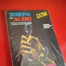 Cómics: ZARPA DE ACERO V.1 - EXTRA Nº 19 - LA ISLA DE LAS VIBORAS - 1968 VERTICE 25 PTS .. Lote 210274130
