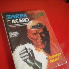 Cómics: ZARPA DE ACERO V.1 - EXTRA Nº 21 - EXPERIMENTO SINIESTRO - 1968 VERTICE 25 PTS .. Lote 210275098