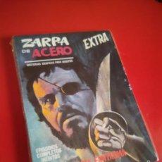Cómics: ZARPA DE ACERO V.1 - EXTRA Nº 22 - EL PIRATA FANTASMA - 1968 VERTICE 25 PTS .. Lote 210275330