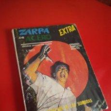Cómics: ZARPA DE ACERO V.1 - EXTRA Nº 23 - LA REBELION DE LAS SOMBRAS - 1968 VERTICE 25 PTS .. Lote 210275682
