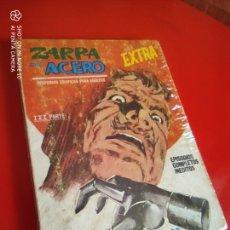 Cómics: ZARPA DE ACERO V.1 - EXTRA Nº 25 - MENSAJEROS SINIESTROS - 1968 VERTICE 25 PTS .. Lote 210277290