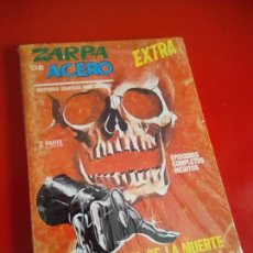 Cómics: ZARPA DE ACERO V.1 - EXTRA Nº 26 - EL GOL DE LA MUERTE - 1968 VERTICE 25 PTS .. Lote 210277728