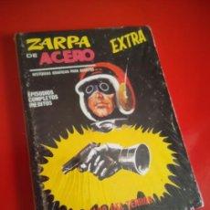 Cómics: ZARPA DE ACERO V.1 - EXTRA Nº 27 - EL REINADO DEL TERROR - 1968 VERTICE 25 PTS .. Lote 210277975