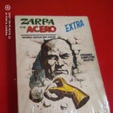 Cómics: ZARPA DE ACERO V.1 - EXTRA Nº 29 - EL SINIESTRO MR. PETREO - 1968 VERTICE 25 PTS .. Lote 210278485