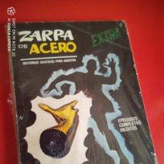 Cómics: ZARPA DE ACERO V.1 - EXTRA Nº 30 - EL BANDIDO INVISIBLE - 1968 VERTICE 25 PTS .. Lote 210278736