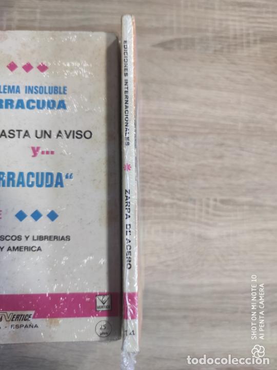 Cómics: ZARPA DE ACERO V.1 - EXTRA Nº 14 - LA FORMULA DE M.I.E.D.O. - 1966 VERTICE 25 PTS . - Foto 3 - 210271065