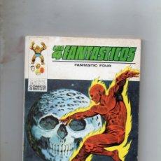 Cómics: COMIC VERTICE 1973 LOS 4 FANTASTICOS VOL1 Nº 49 (MUY BUEN ESTADO). Lote 210312388
